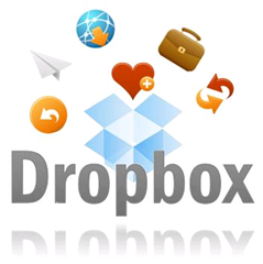 Regístrate en Dropbox (es gratis)